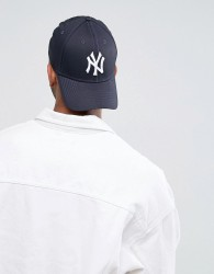New Era 39Thirty New York Yankees Cap - Blue