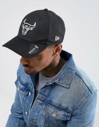 New Era 9Forty Adjustable Cap - Black