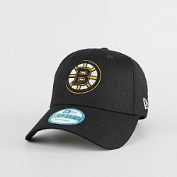 New Era Caps - Boston Bruins - Black Base