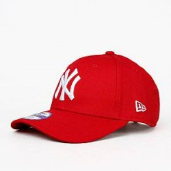 New Era Junior Cap - NY Yankees - 9Forty League Basic