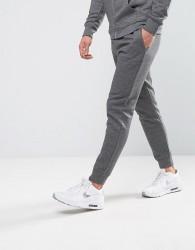 New Look Joggers In Grey Marl - Grey