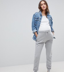 New Look Maternity Tapered Jogger - Grey