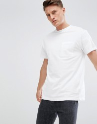 New Look Oversized T-Shirt In White - White