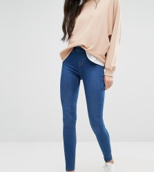 New Look Tall Butterfly Jegging - Blue