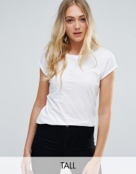 New Look Tall Tee - White