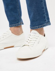 Nicce affleck trainers in white - White