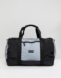 Nicce holdall in reflective - Black