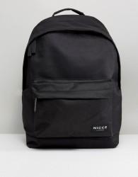 Nicce London Backpack In Black - Black