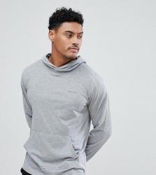 Nicce lounge hoodie with small logo exclusive to asos - Grey