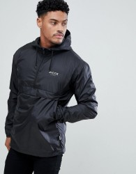 Nicce overhead jacket - Black