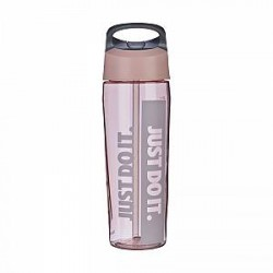 Nike 710 ml TR HyperCharge Straw-vandflaske - Lyserød