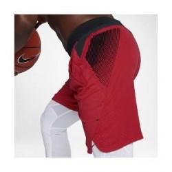 "Nike AeroSwift– 9""-basketballshorts til mænd - Rød"