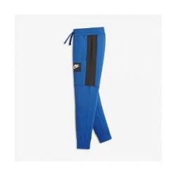 Nike Air-bukser til store børn (drenge) - Blå