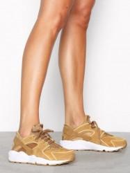 Nike Air Huarache Run Premium Low Top Bronze
