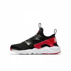 Nike Air Huarache Run Ultra QS– sko til store børn - Sort