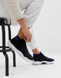 Nike Air Jordan Future Trainers In Black - Black