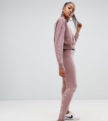 Nike Air Mauve Leggings - Pink