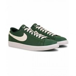 Nike Blazer Low Leather Sneaker Green