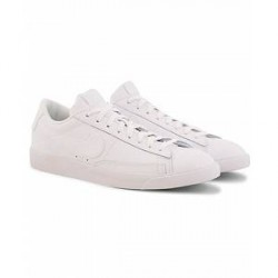 Nike Blazer Low Leather Sneaker White
