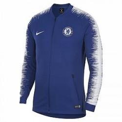 Nike Chelsea FC Anthem - fodboldjakke til mænd - Blå
