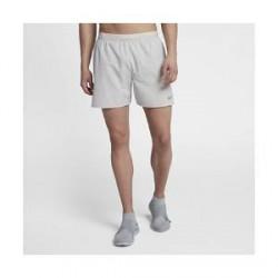 Nike Distance–forede løbeshorts (13 cm) til mænd - Grå