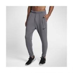 Nike Dri-FIT-træningsbukser til mænd - Grå