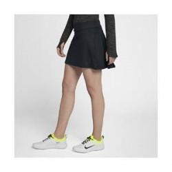 """Nike Dry - 15"""" - golfnederdel til kvinder - Sort"""