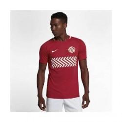 Nike Dry Academy - kortærmet fodboldtrøje til mænd - Rød