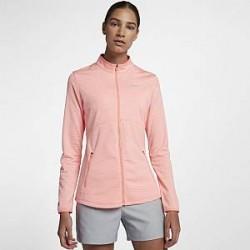 Nike Dry - golfjakke til kvinder - Lyserød