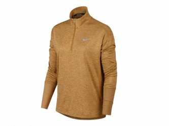 Nike Dry Top HZ Løbeshirt (damer)