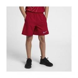 """Nike Flex - 6""""-løbeshorts til store børn (drenge) - Rød"""