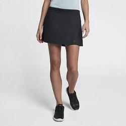 Nike Flex-golfnederdel (35,5 cm) til kvinder - Sort