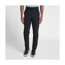 Nike Flex Slim Fit-golfbukser til mænd - Sort