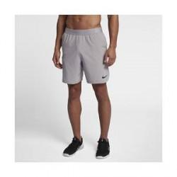 """Nike Flex– 8""""-træningsshorts til mænd - Grå"""