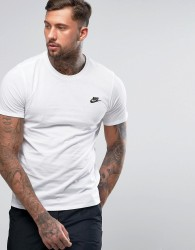 Nike Futura T-Shirt In White 827021-100 - White