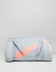 Nike Gym Bag In Grey And Pink - Grey