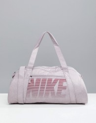 Nike Gym Club Training Duffel Bag In Pale Pink - Pink