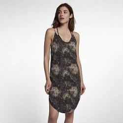 Nike Hurley Coastal Cami-kjole til kvinder - Sort