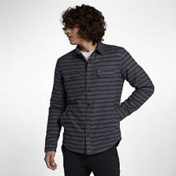 Nike Hurley Dispatch Shacket– jakke til mænd - Sort