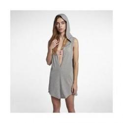 Nike Hurley Good Times-kjole til kvinder - Grå