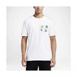 Nike Hurley Kolide Pocket– T-shirt til mænd - Hvid
