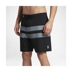 "Nike Hurley Phantom Blackball 18""- surfershorts til mænd - Sort"