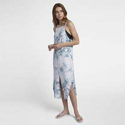 Nike Hurley RVSB Wash-kjole til kvinder - Hvid