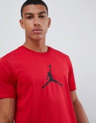 Nike Jordan 23/7 Jumpman T-Shirt In Red 925602-687 - Red
