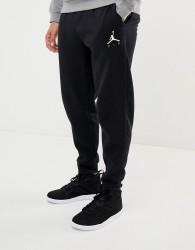 Nike Jordan Fleece Joggers In Black 940172-010 - Black