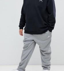 Nike Jordan Fleece Joggers In Grey 940172-091 - Grey