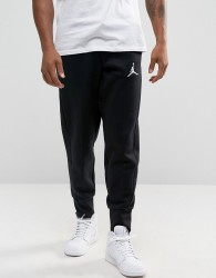Nike Jordan Flight Skinny Joggers In Black 823071-010 - Black