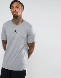 Nike Jordan Future T-Shirt In Grey 862417-091 - Grey