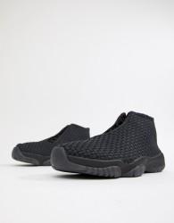 Nike Jordan Future Trainers In Black 656503-001 - Black
