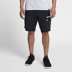 Nike Jordan Jumpman Air–fleeceshorts (mænd) - Sort